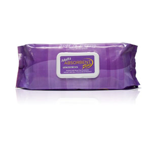 Absorbent Plus Wipes